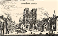 Notre-Dame de Paris, Paris; France, 17th Century