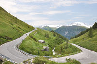high alpine roads