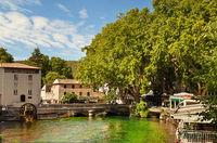 Fontaine-de-Vauclus, Provence, France