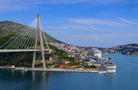 Dubrovnik Brücke - Dubrovnik bridge 11