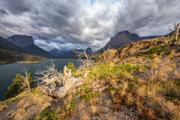 Sun Point - St. Mary Lake - Glacier National Park