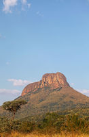 landscape at Marakele National Park, South Africa