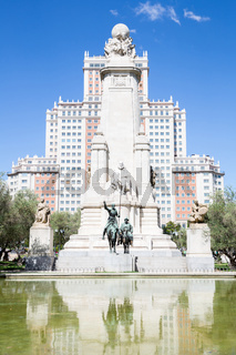 Plaza Espana Madrid
