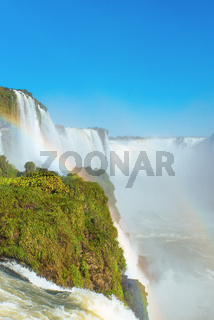 Iguacu waterfalls, South America