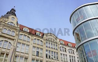 Shoppingcenter in Erfurt