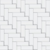 Seamless square white and black pattern - vintage parquet background