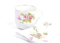 Tuch und Tasse - Cloth and cup