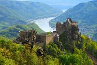 Aggstein Burg - Aggstein castle 05