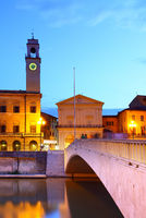 Ponte di Mezzo in Pisa