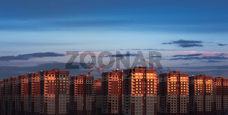 multistory houses
