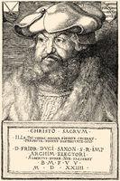 Frederick III, 1463 - 1525, Elector of Saxony