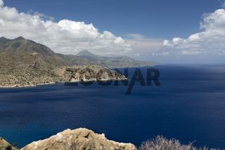 Insel Karpathos, Westküste, Griechenland
