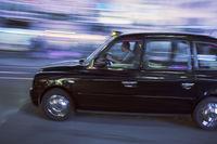 London Taxi Cab