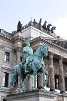 Duke Carl Wilhelm Ferdinand, Brunswick Palace, Brunswick, Germany