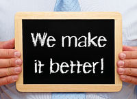 We make it better !