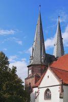Alfeld (Leine) - Church St. Nicolai
