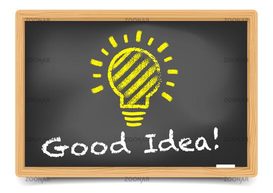 Blackboard Good Idea