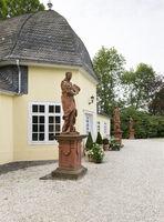 Orangery, Castle Berleburg, Bad Berleburg,