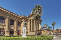 Teatro Massimo, Palermo | Teatro Massimo, Palermo