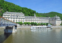Bad Ems ,Lahn River,Germany