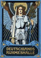 Book title, The German hall of fame, c. 1910, Buchtitel, Deutschlands Ruhmeshalle, ca. 1910
