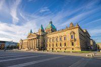 Leipzig Bundesverwaltungsgericht - Leipzig Federal Administrative Court 01