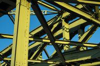 Hohenzollernbrücke, Köln, Nordrhein-Westfalen, Deutschland, Europa