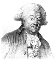 comte de Mirabeau,  1749 - 1791, leader of the French revolution