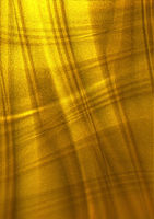 Checkered yellow ocher background covered shallow