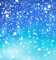 Snow theme background 1 - picture illustration.