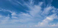 Beautiful daytime sky - natural background