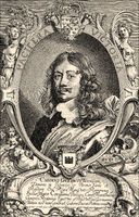 Carl Gustaf Wrangel, 1613 - 1676, a Swedish noble