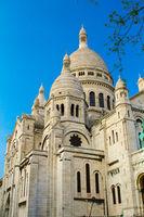 Basilica Sacre Coer de Montmartre, Paris, France