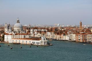 Canal Grande 005. Venedig. Italien