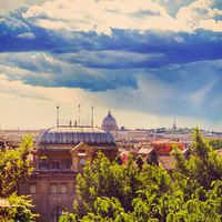 Rome and St. Peter's Basilica