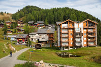 Holiday apartments, Riederalp, Switzerland