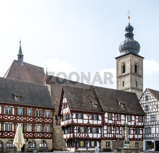 Historic Forchheim