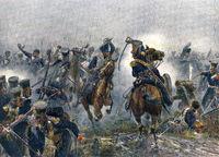 Battle of Nations near Leipzig, 1813, German Wars of Liberation