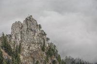 Demmel tip - the forbidden mountain