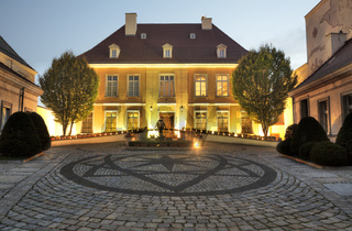 Archbishop's residence, Breslau