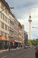 TV Tower Germany Berlin
