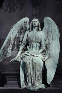 Friedhofsengel | Cemetery angel