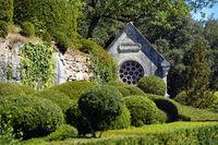 Marqueyssac garden france