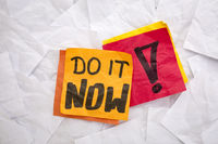 do it now reminder