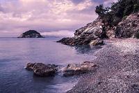 Frugoso beach