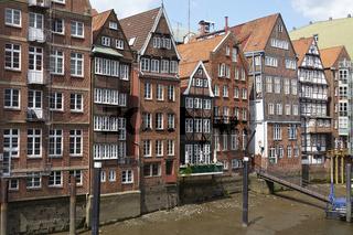 Hamburg - Nikolaifleet