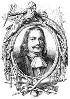 Michiel Adrianszoon de Ruyter, 1607 - 1676, a Dutch admiral