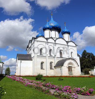 Cathedral of the Nativity in Suzdal Kremlin