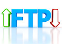 Illustration of FTP ( File transfer Protocol )