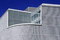 Library at the Deusto University, Bilbao, Spain